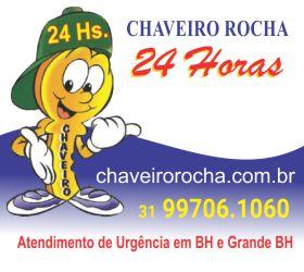 Serviço de chaveiro 24 horas em Belo Horizonte e região